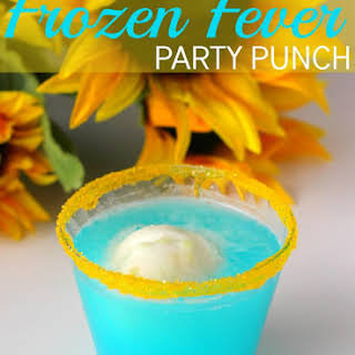 Frozen Fever Party Punch.