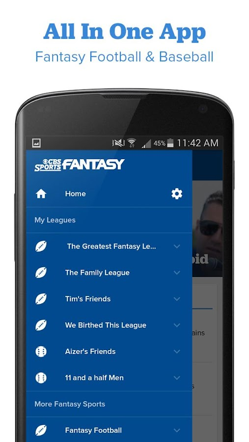 how to delete my cbs fantasy baseball league account