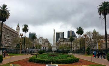 Photo: Plaza de Mayo