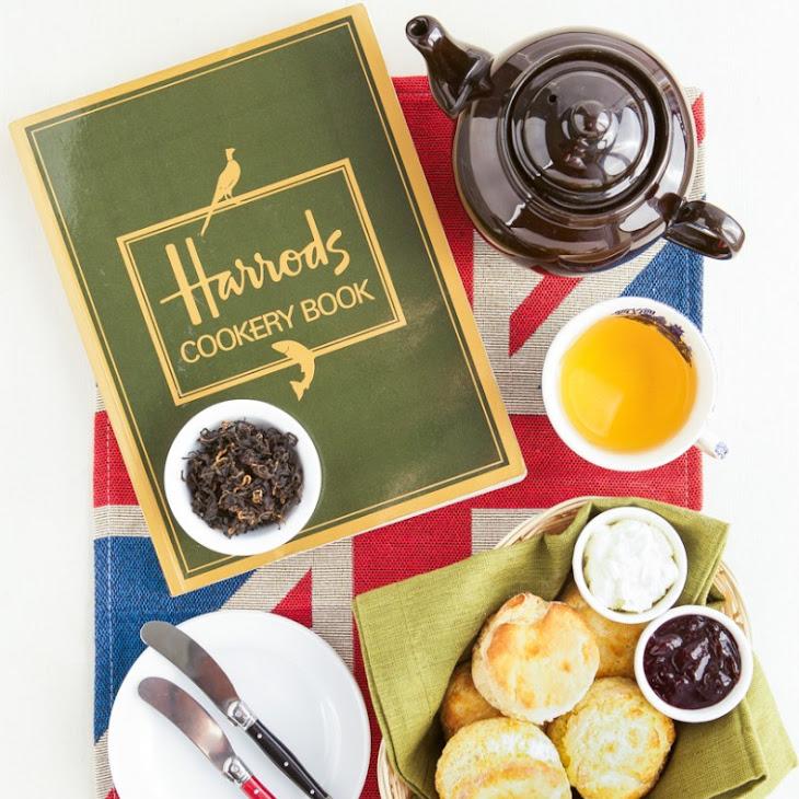 Harrods' Scones Recipe