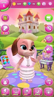 Masha The Dog – My Virtual Pet screenshot
