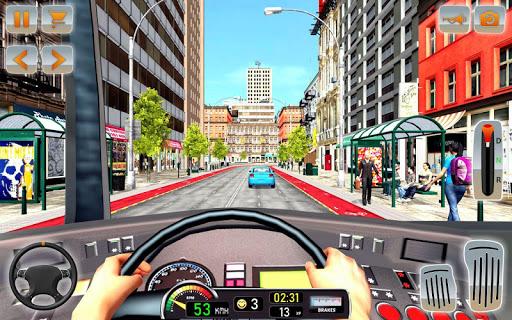 Dj Driving King Bus Simulator Bus Driving Games 1 1 Mod Latest