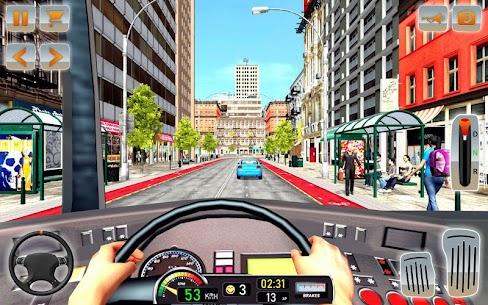 Dj. Driving King Bus Simulator: Bus Driving Games 2