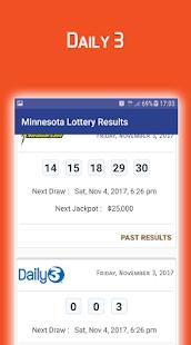 Minnesota Lottery Results - náhled
