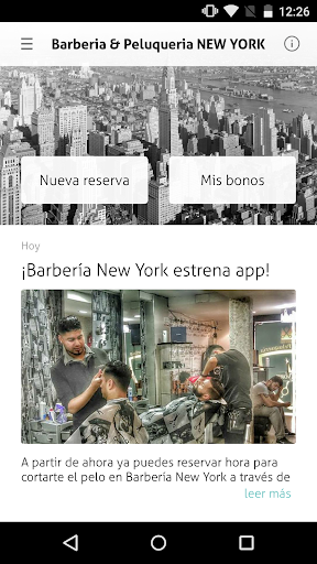 Barbería New York