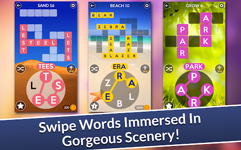 Wordscapes poster