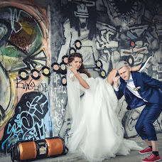 Wedding photographer Vadim Galay (GalayStudio). Photo of 31.01.2018