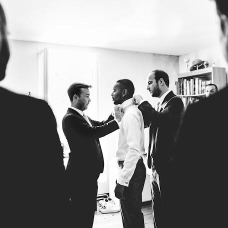 Wedding photographer Franck Petit (FranckPetit). Photo of 16.02.2018