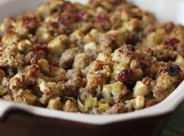 Lockwood Family Stuffing Recipe