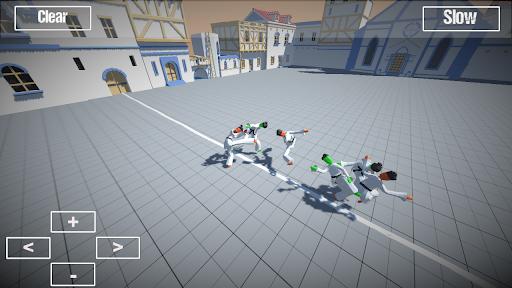 Ragdoll battle simulator apktram screenshots 4