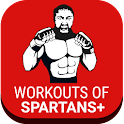 MMA Spartan Workouts Pro icon