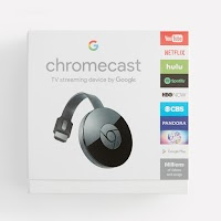 Authentic - Chromecast box front