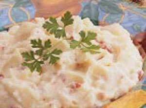 Parmesan Smashed Potatoes Recipe