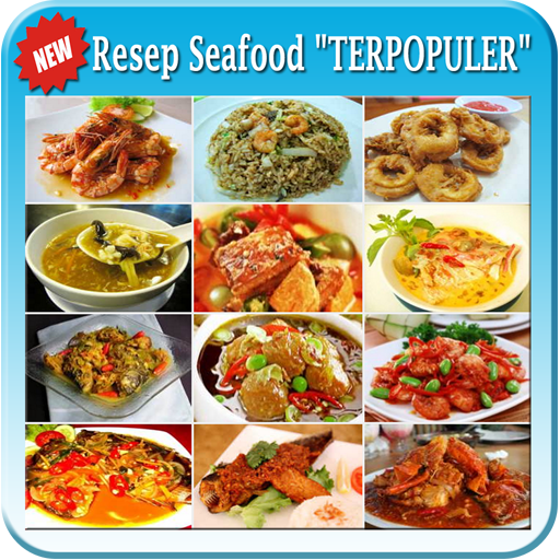 70 Resep Seafood