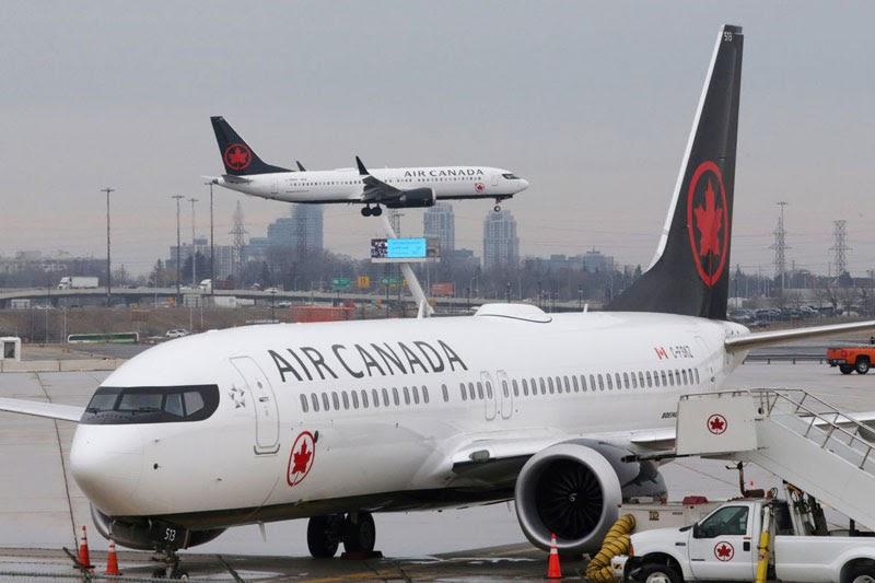 Airline Air Canada Canada