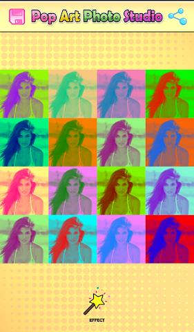 android Pop Art Studio de Photographie Screenshot 6