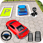 Smart Car park - Driving Challenge Icon
