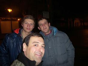 Photo: chopaki z Ukrainy na 'saksach' w Polsze