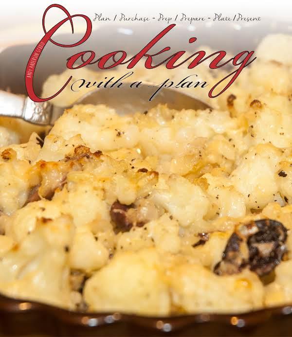 Side Essentials: Cheesy Cauliflower Gratin Recipe