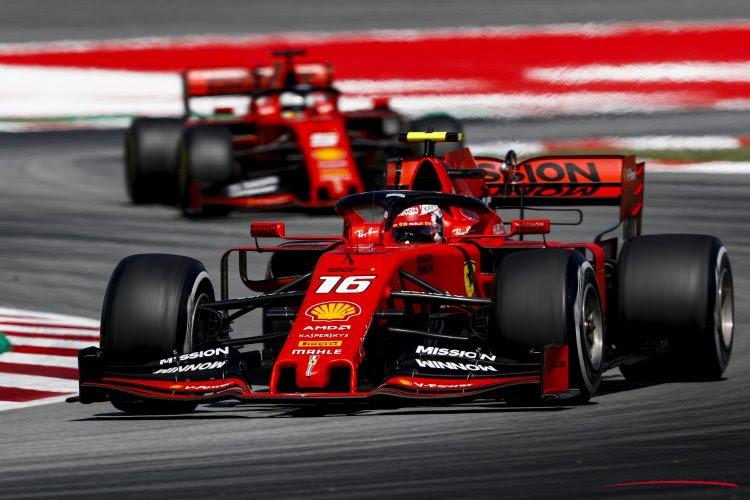 Ferrari en andere renstal staan voor moment van de waarheid tijdens in-season test
