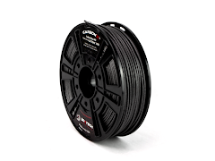 3DXTECH CarbonX Black Carbon Fiber PEI Filament - (0.5kg) 1.75mm