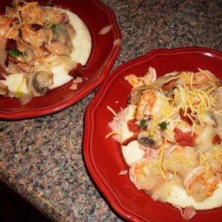 Southern Shrimp & Cheese Grits