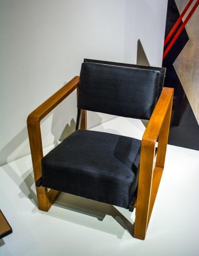 armchair - Josef Albers | Armchair by Josef Albers on displa… | Flickr
