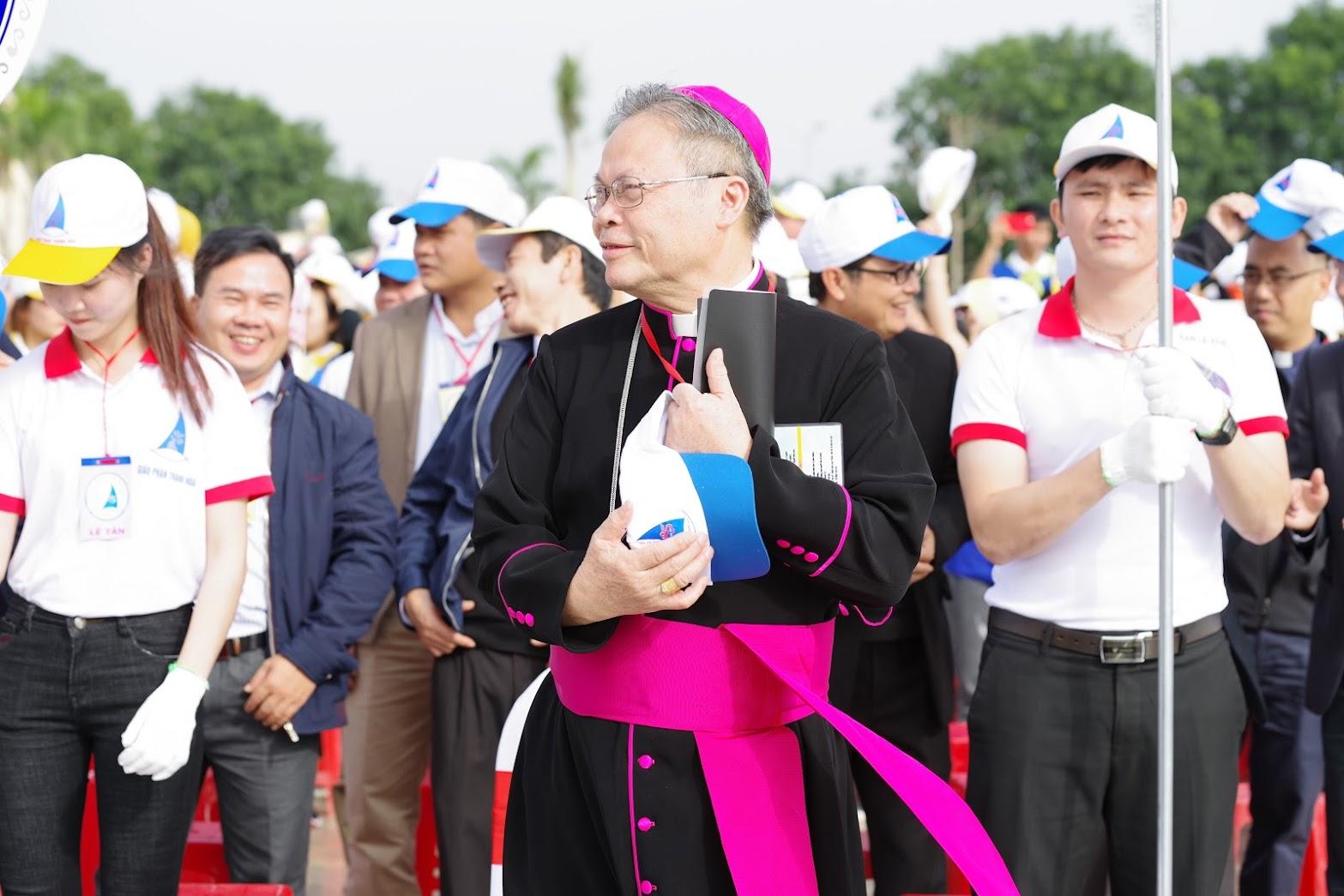 Những hình ảnh đẹp về lễ khai mạc Đại Hội Giới Trẻ giáo tỉnh Hà Nội lần thứ XV tại Thanh Hóa - Ảnh minh hoạ 23