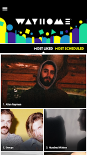 WayHome Music & Arts 2017- screenshot thumbnail
