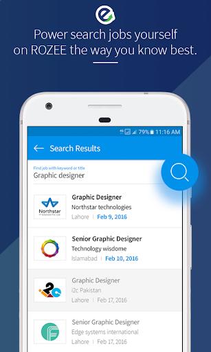 Rozee Job Search 3.8 screenshots 6