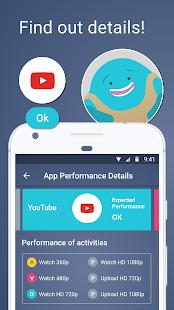 App Meteor: Free Internet Speed & App Performance Test APK for Windows Phone