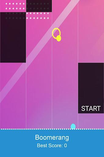 Télécharger New Jojo Siwa Piano Tiles 3 apk mod screenshots 2