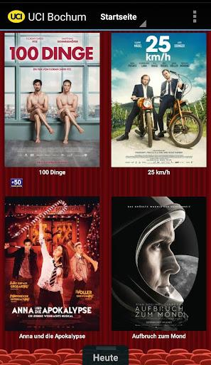 UCI KINOWELT Filme & Tickets 2.40 screenshots 1