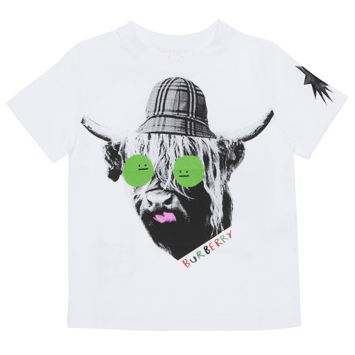 Primary image of Burberry Highland Cow T-shirt