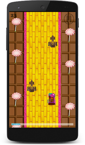 Sugar Rush Race
