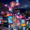 Tokyo Japan Live Wallpaper icon