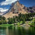 Mountain Landscape Wallpaper icon