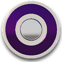White Purple Icon Pack icon