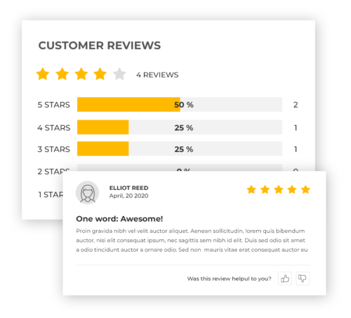 YITH WooCommerce Advanced Reviews
