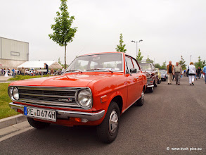 Photo: DATSUN - lang, lang ist's her :-(         click for more: www.truck-pics.eu