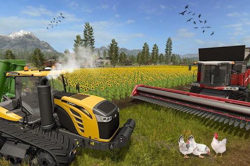 Khakassia Organic Tractor Farming Simulator 2019 2.0.3 screenshots 13
