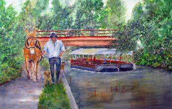 Photo: Canal Ride by Loretta Luglio
