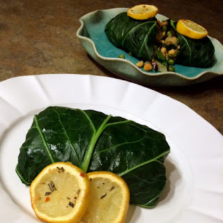 Collard Greens Wraps Recipes
