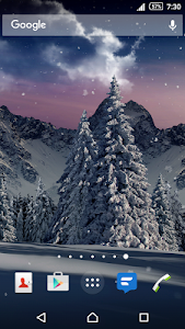 Real Snowfall Day Night v2.04