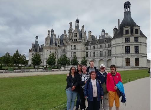 Le GEM en visite en Touraine