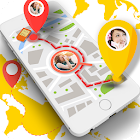 Mobile Number Locator : Maps Navigation & Locator icon