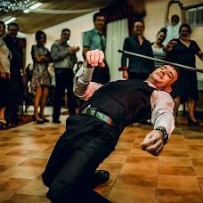 Wedding photographer Gábor Badics (badics). Photo of 27.09.2017