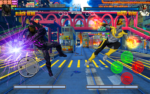 Legend Hero Super Dino Fight Ranger Ninja Warrior 10.0 screenshots 3