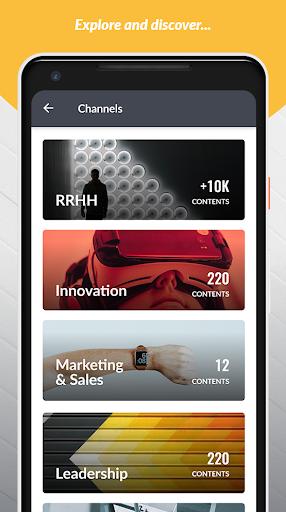 learningCloud New Generation screenshot 3
