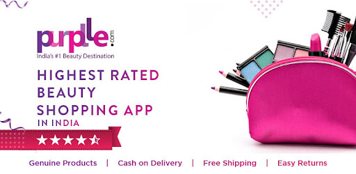 Purplle Beauty Shopping App Buy Cosmetics Online Apps On Google Play - Easy invoice software free download cheap online makeup stores